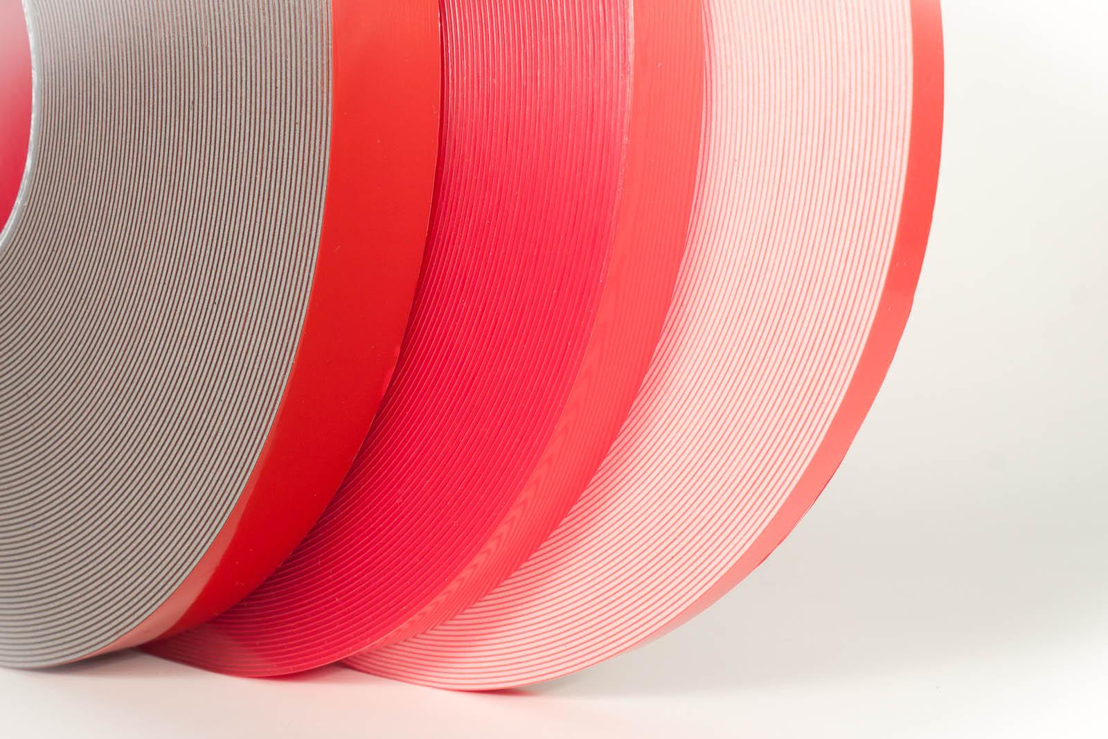 Doppelseitige Hochleistungsklebeb�nder Acrylic Foam AFTC Silvertape Montageklebeband